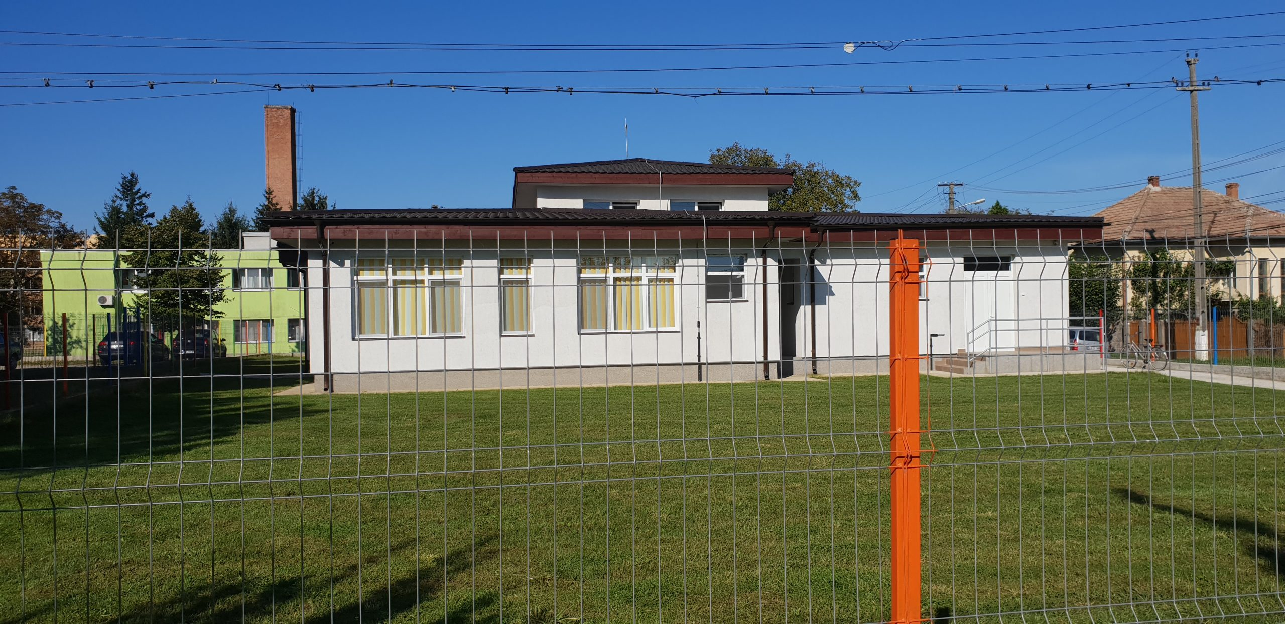 Construire gradinita cu program normal ,4 sali de grpa ,Ineu,judetul Arad