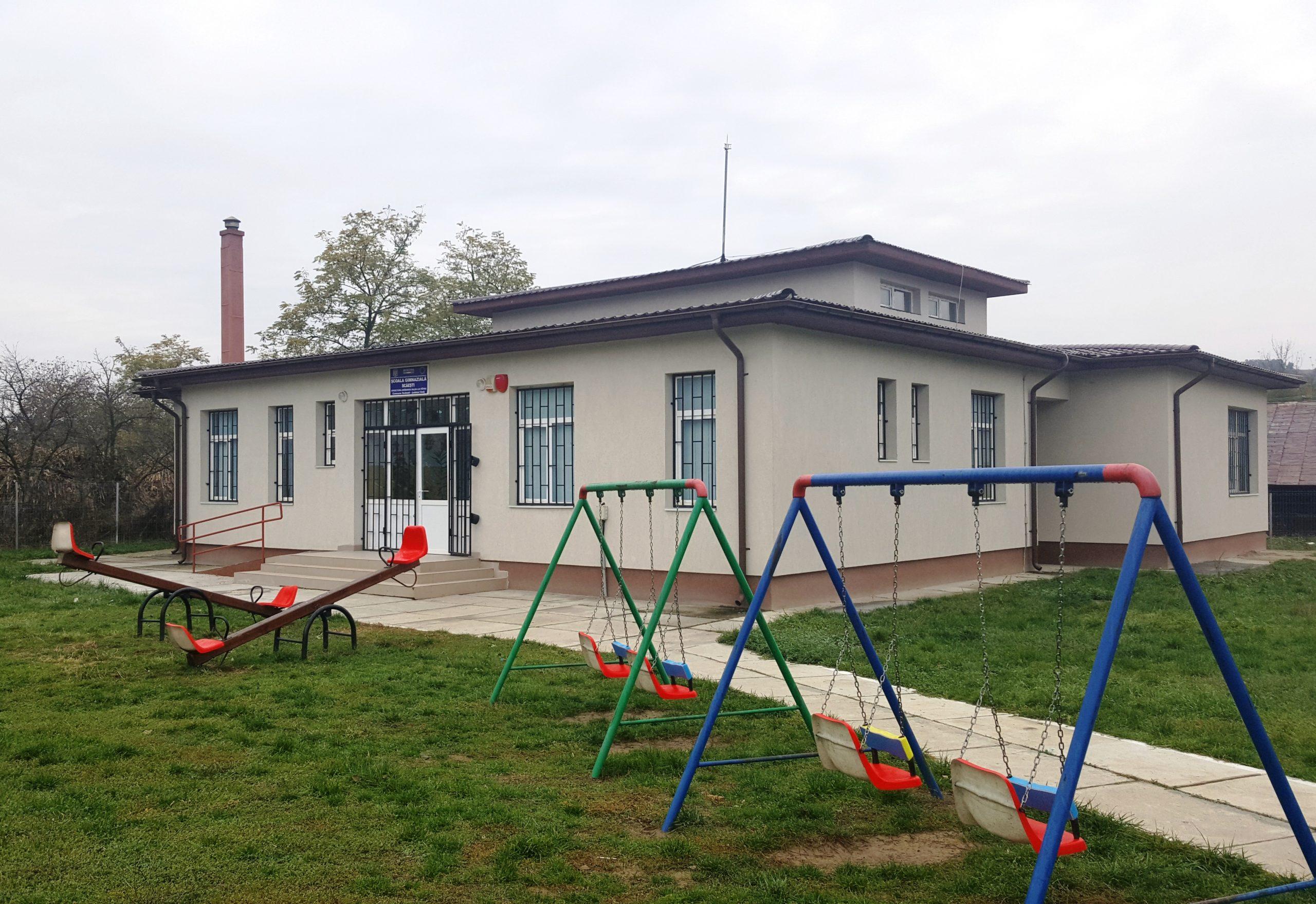 Construire gradinita cu program normal,2 sali de grupa,judetul Dolj