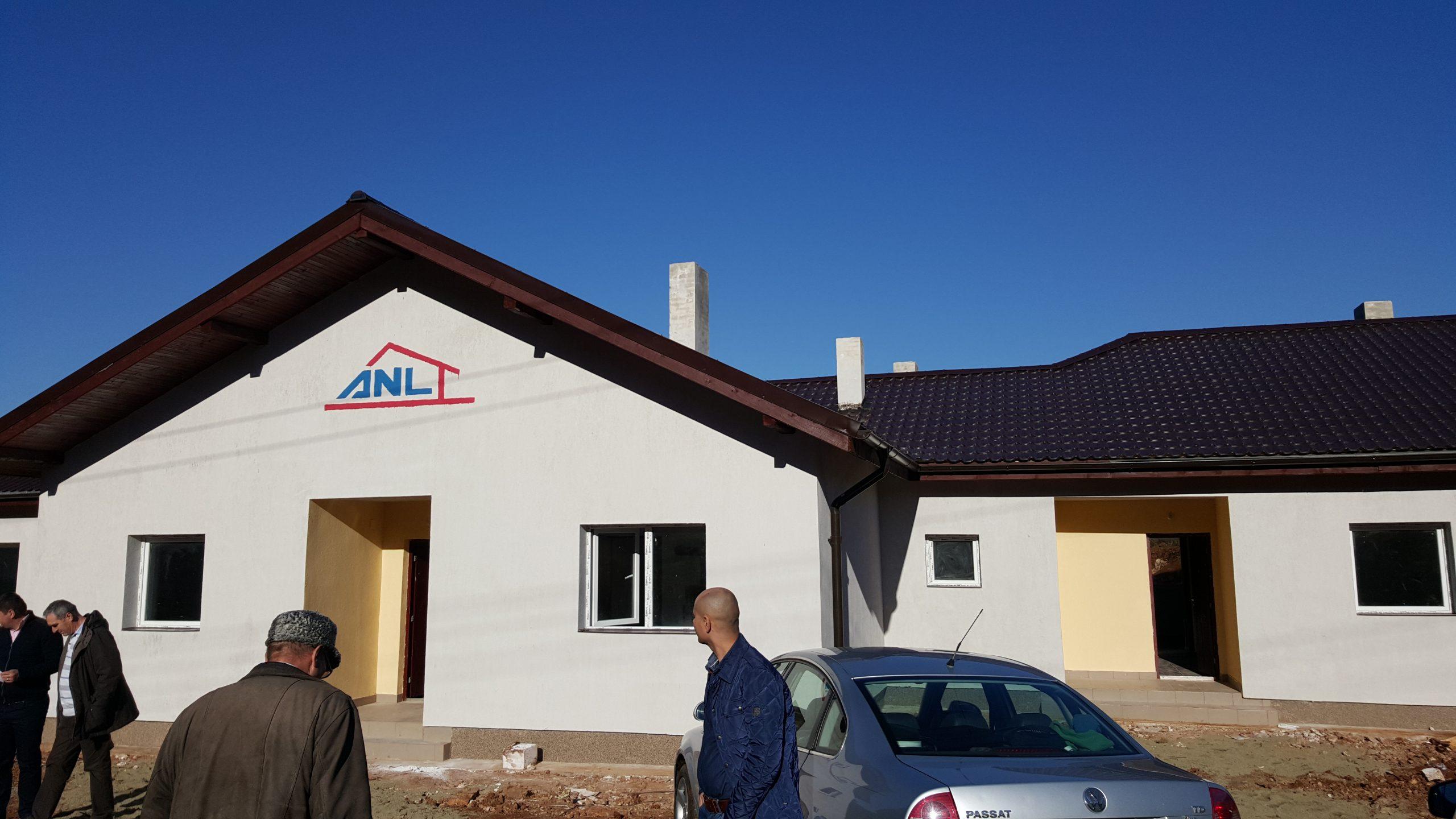 Construire locuinte sociale pentru romi ,Baia de Arama,judetul Mehedinti